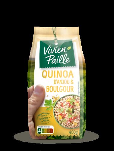 Quinoa & Boulgour